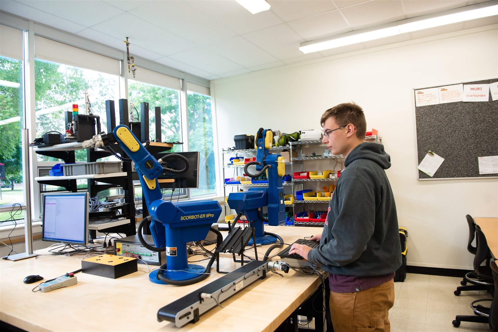 Applied Career Fundamentals for Advanced Manufacturing