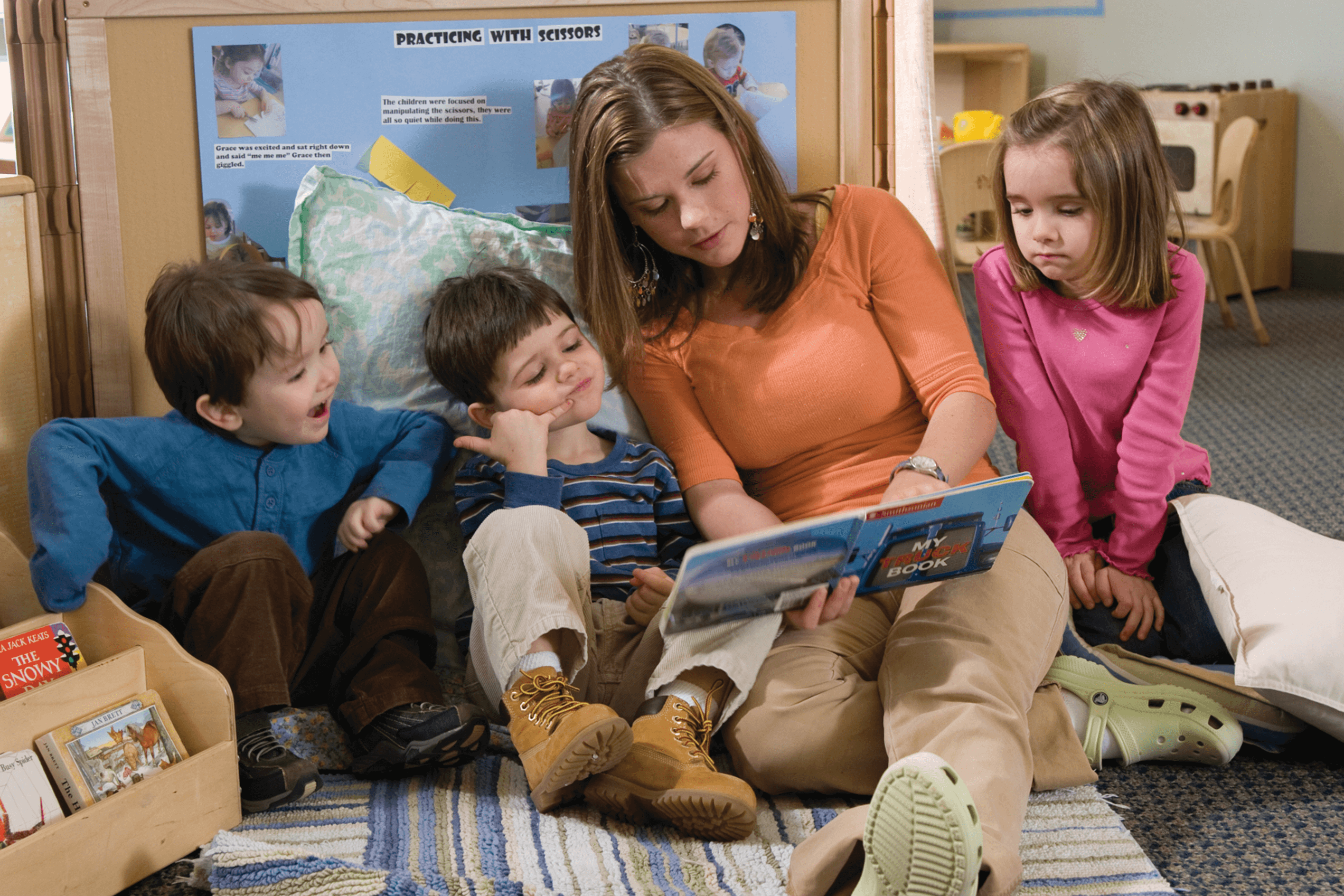 child and family studies associate degree at NHTI