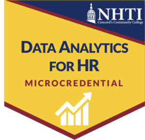 Data analytics for HR microcredential