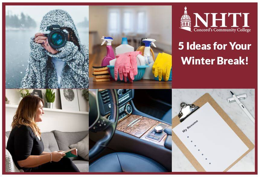 5 Things to Do Over Winter Break for Spring Success
