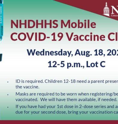 NHDHHS COVID-19 Mobile Vaccination Clinic