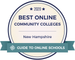 best online community colleges logo